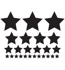 Sticker Pack étoiles