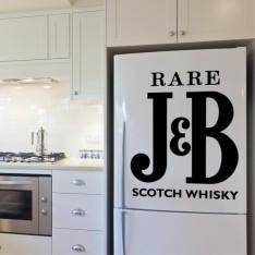 Sticker J&B