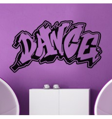Sticker Graffiti Dance