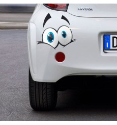 Sticker Yeux cartoon 2