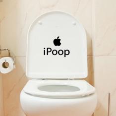 Sticker iPoop