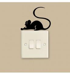 Sticker Une petite souris
