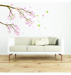 Sticker Cerisier du Japon