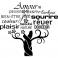 Sticker Amour, passion, vivre, bonheur - stickers amour & stickers muraux - fanastick.com