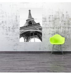 Sticker tableau Tour Eiffel