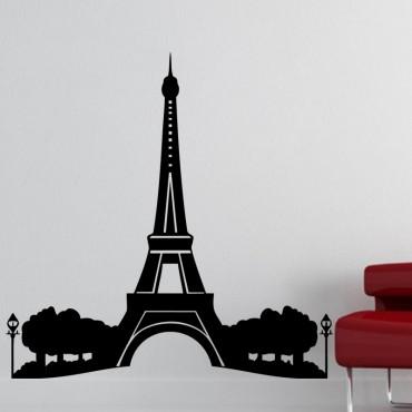 Sticker Tour Eiffel - stickers tour eiffel & stickers muraux - fanastick.com