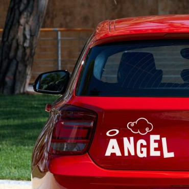 Sticker Angel - stickers design & stickers muraux - fanastick.com