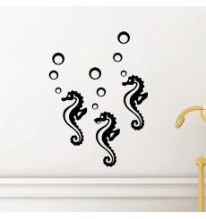 Sticker Hippocampes