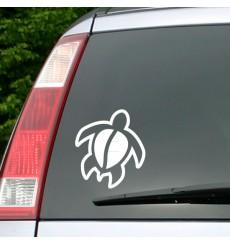 Sticker de tortue 2