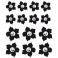 Sticker Fleurs vivantes - stickers fleurs & stickers muraux - fanastick.com