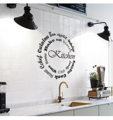 "Sticker ""Kitchen"""