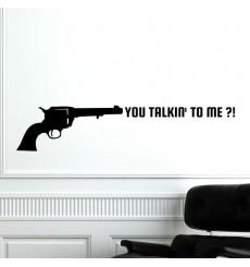 Sticker You talkin'to me?!