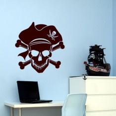 Sticker Signe des pirates