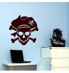 Sticker Signe des pirates