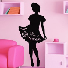 Sticker I'm a princess