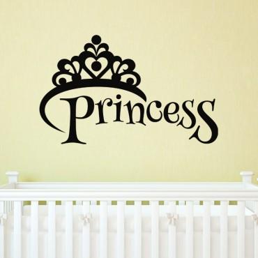 Sticker Princess - dola & stickers muraux - fanastick.com
