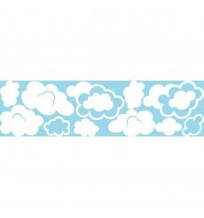 Sticker électrostatiques nuages