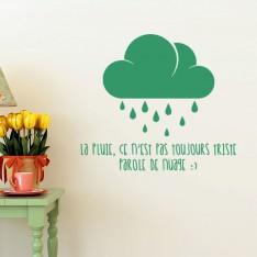 Sticker Parole de nuage