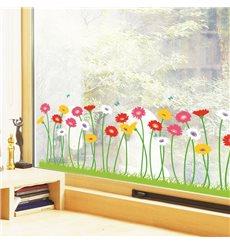 Sticker Jardin de fleurs