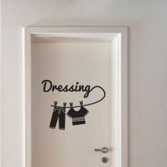Sticker Dressing