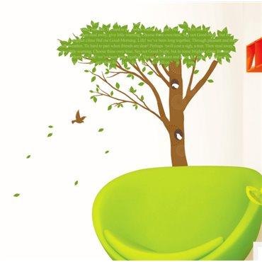 Sticker Arbre des rêves - stickers arbre & stickers muraux - fanastick.com