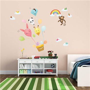 Sticker Fêtes pour enfants - stickers enfants & stickers enfant - fanastick.com