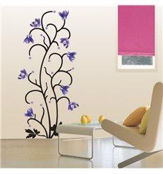 Sticker Fleurs Ancolies