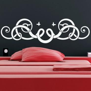 Sticker Tête de lit fantastique - stickers tête de lit & stickers muraux - fanastick.com
