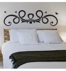 Sticker Tête de lit magique