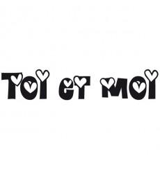 Sticker Toi et moi