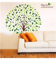 Sticker Happy Tree
