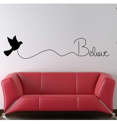 Sticker Believe