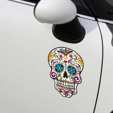 Sticker Crane mexicain