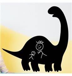 Sticker Ardoise Dino