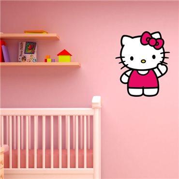 Sticker Hello Kitty - stickers enfants & stickers enfant - fanastick.com