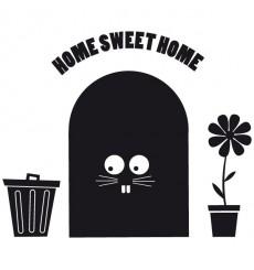 Sticker Maison de la souris