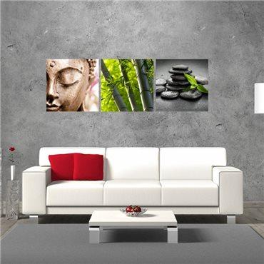 Sticker Zen repositionnables (ensemble de 3 ) - stickers zen & stickers muraux - fanastick.com