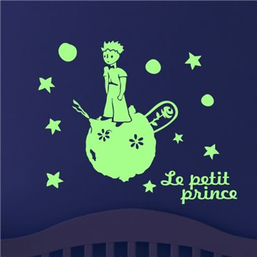 Stickers Le Petit Prince. Le Petit Prince Hot New Prince Sticker
