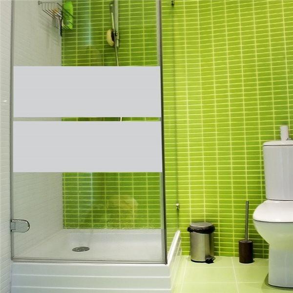 sticker vinyle sabl pour vitre bande pleine stickers vitre stickers muraux. Black Bedroom Furniture Sets. Home Design Ideas