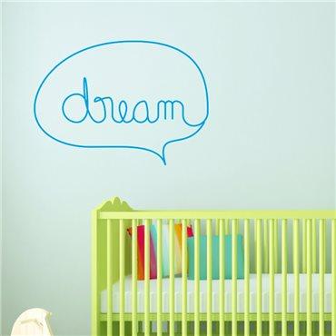 Sticker Dream - stickers chambre bébé & stickers enfant - fanastick.com
