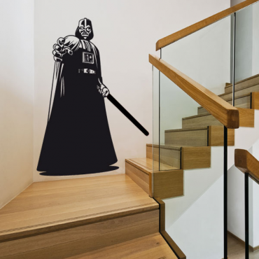 Sticker Darth Vader - stickers personnages & stickers muraux - fanastick.com
