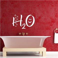 Sticker H2O