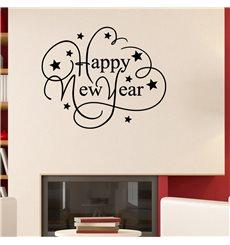 Sticker Bonne année