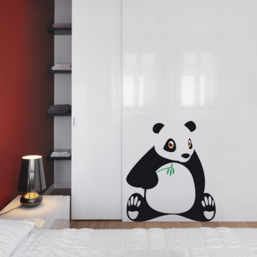 Sticker Panda - stickers animaux & stickers muraux - fanastick.com