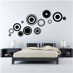 Sticker cercles