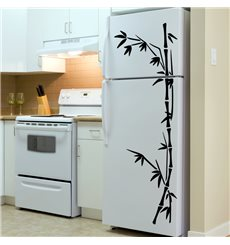 Sticker déco Bambou