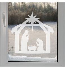 Sticker La naissance de Jésus