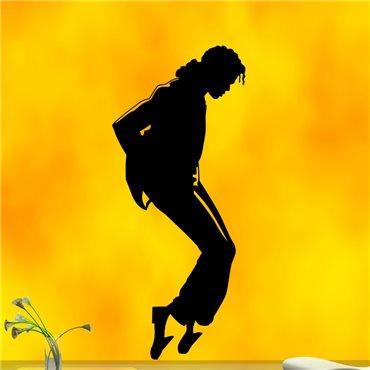 Sticker Danse Michael 3 - stickers personnages & stickers muraux - fanastick.com