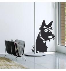 Sticker Scottish terrier