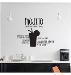 Sticker Mojito